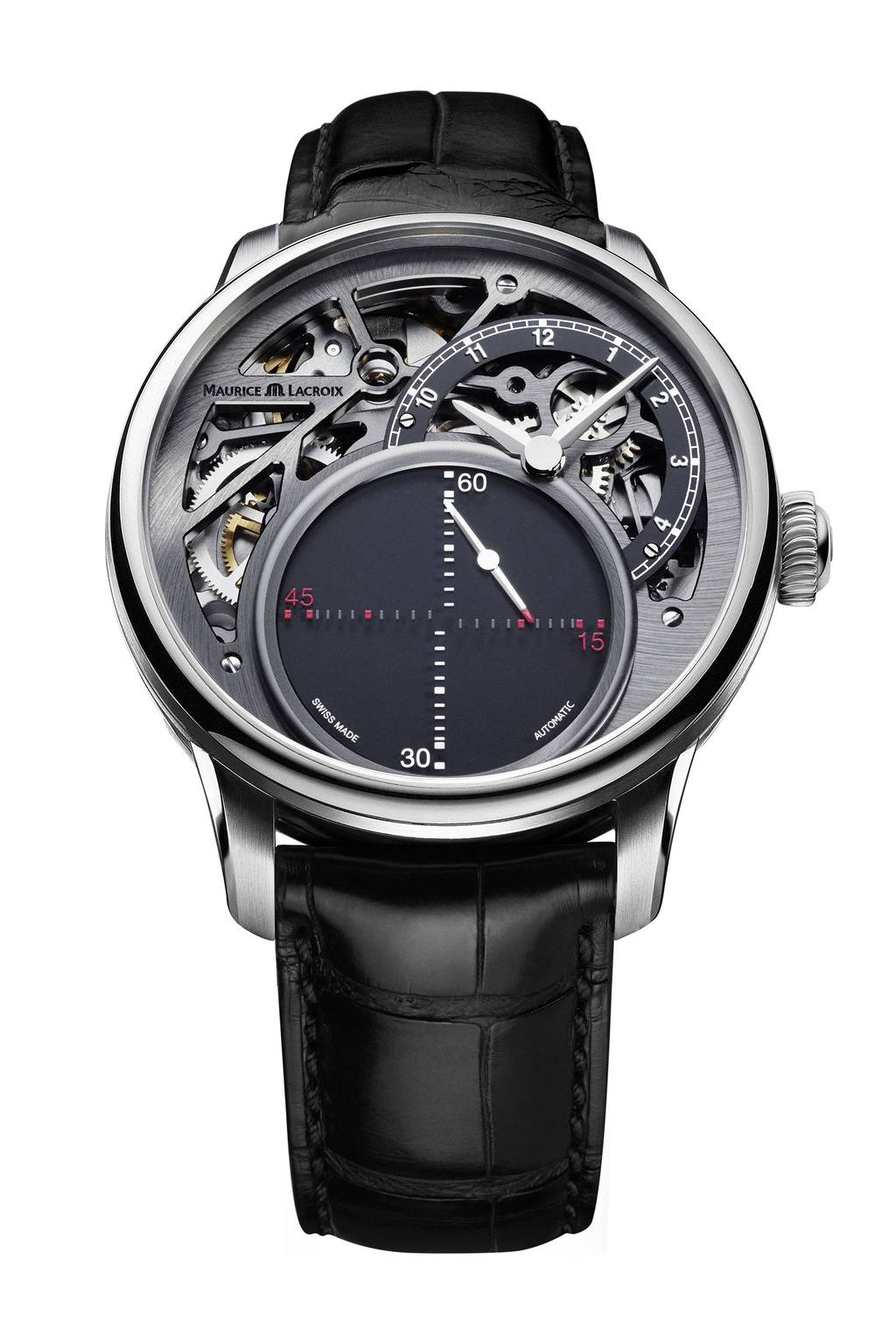 Masterpiece Mysterious Seconds — MP6558-SS001-095-1